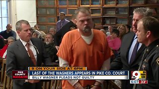 Billy Wagner pleads not guilty