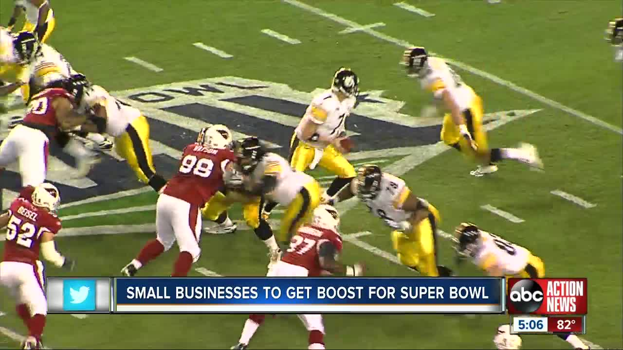 Program to help connect business owners with Super Bowl LV