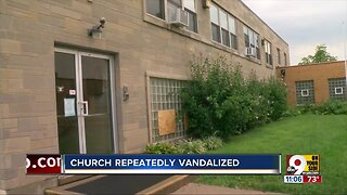 Local church vandalized over and over, costing thousands