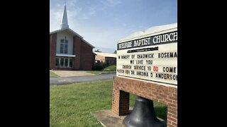 The Church Where Chadwick Boseman Is Burried