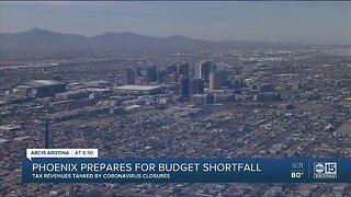 Phoenix prepares for budget shortfall