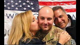 Welcome home Lieutenant Perez