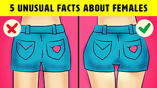 5 Surprising Facts About Females That Are Actually True