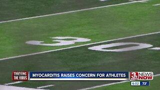 Myocarditis Raises Concern for Athletes