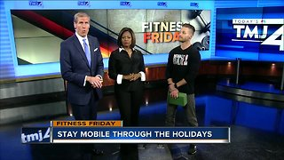 Ask the Expert: How to stay active during the holidays