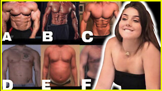 What Body Type Do Girls Actually Like?