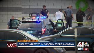 Police arrest suspect in Sun Fresh shooting