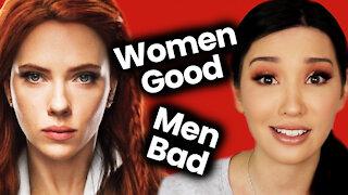 Black Widow REVIEW! Is Natasha Romanoff Feminist? Woke?