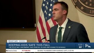 Keeping kids safe this fall