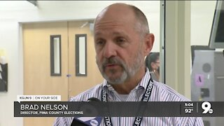 Record breaking mail-in ballot turnout expected