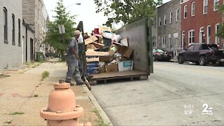 Baltimore City recycling pickup will stop Aug. 31, crews will help with trash collection
