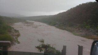 SOUTH AFRICA - Durban - White Umfolozi River (Videos) (Mfm)