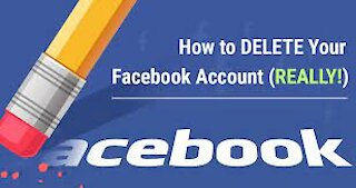 How To Delete FaceBook (2021)