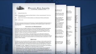 Wisconsin racial justice task force issues recommendations