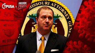 Missouri AG Goes Off Against Covid Mandates