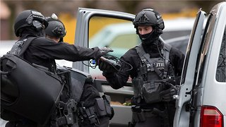Dutch Police Arrest Shooting Suspect In Utrecht