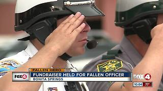 Community comes together to support family of Officer Jobbers-Miller