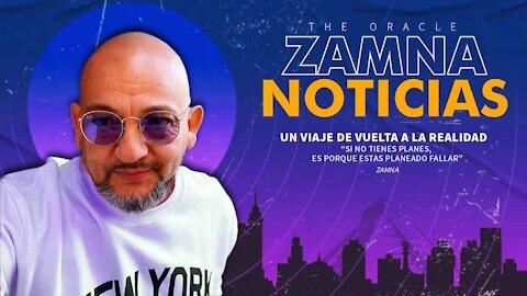 Noticiero Zamna 9 de Abril