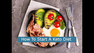 How To Start A Keto Diet Today