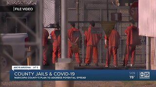 County jails and COVID-19