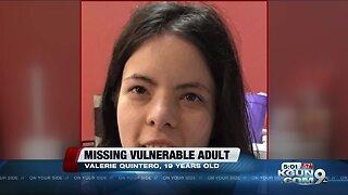 Police find missing vulnerable woman safe
