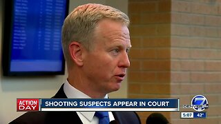 Adult suspect in STEM School shooting makes first court appearance; 2 students remain in hospital