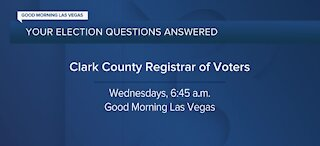 Your election questions answered