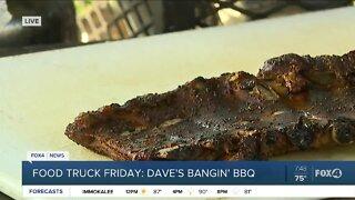 Food Truck Friday: Dave's Bangin' BBQ ribs