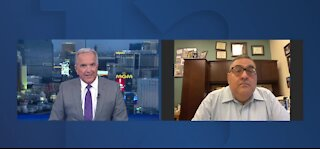 Joe Gloria talks about record numbers this election season