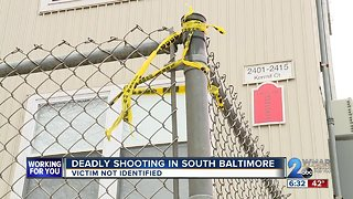 Two killed during Saturday violence in Baltimore