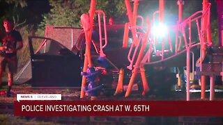 Cleveland police investigating incident on city's West Side