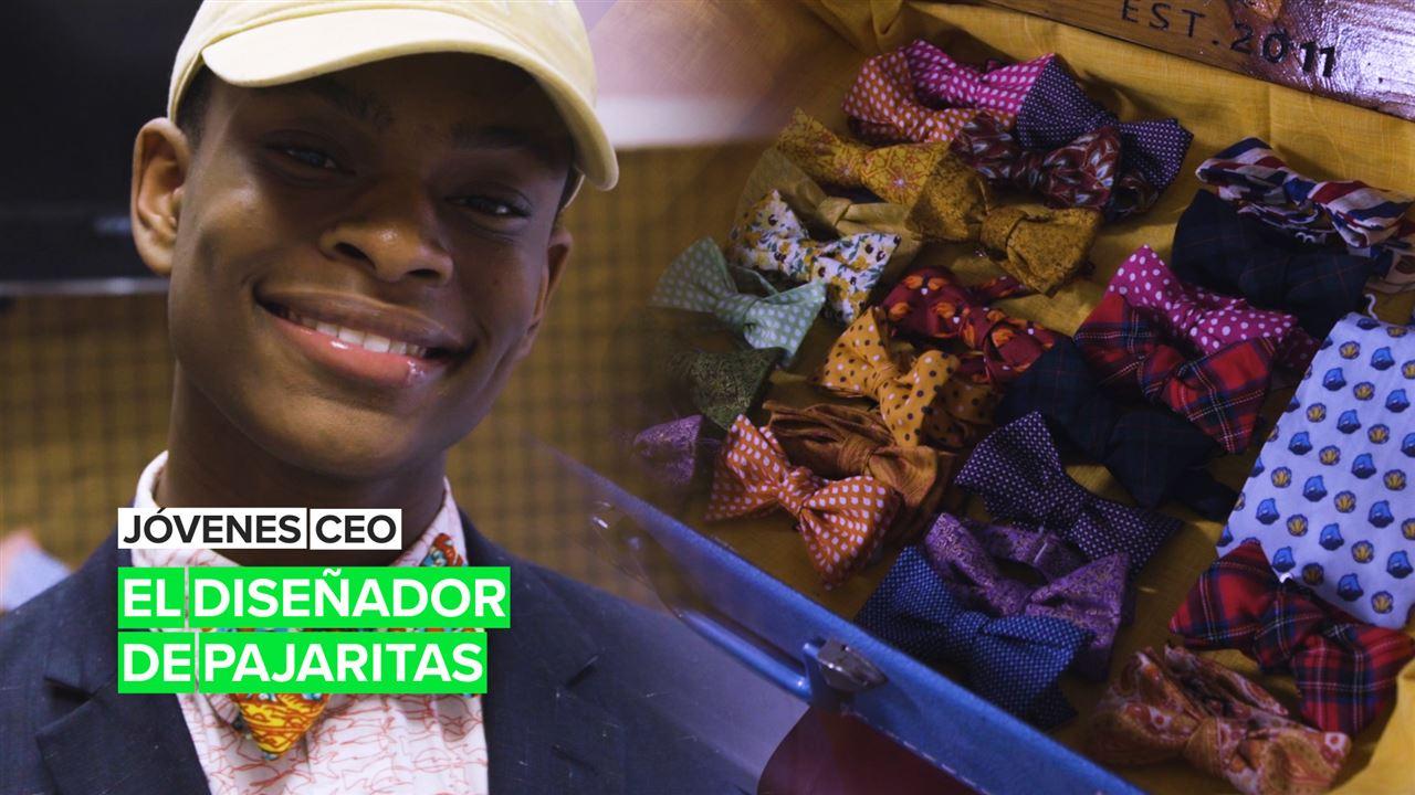 Jóvenes CEO: El diseñador de pajaritas