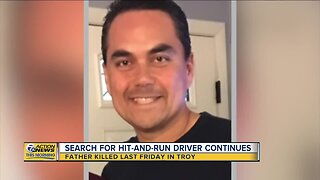 Family looking for answers after husband, father of 2 killed by hit-and-run driver
