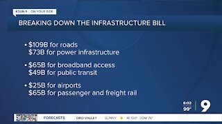 Infrastructure deal hammered out