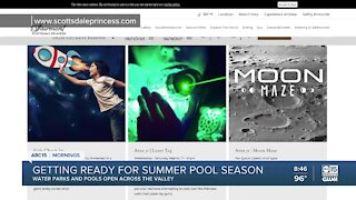 Summer fun 2021: Water parks, pools, and resorts open in Arizona