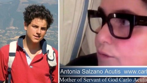 Blessed Carlo Acutis' Mother Antonia Exclusive Interview (Subtitles)