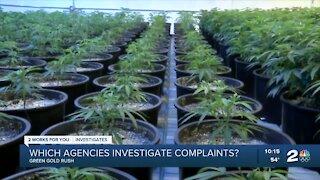 Green Gold Rush: Oklahoma's medical marijuana regulations response