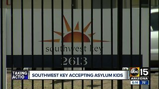 More Southwest Key facilities resume accepting migrant children