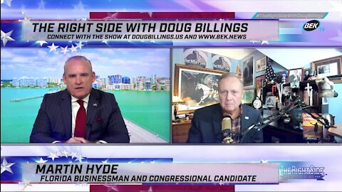 The Right Side with Doug Billings - October 25, 2021