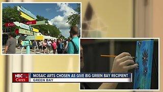 NBC26 Cares: Give Big Green Bay