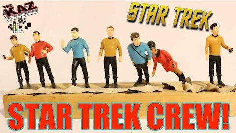 Star Trek Crew Figurines