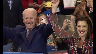 Joe Biden to speak in Warren on Wednesday afternoon