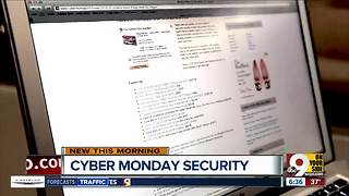 Be extra careful if you're shopping online this Cyber Monday