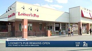 Looney's Pub puts people before profits