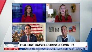TSA GIVES TRAVEL TIPS FOR HOLIDAY SEASON
