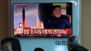 South Korean Official Says North Korea Might Have Up To 60 Nukes