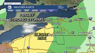 7 First Alert Forecast 5 p.m. Update, Thursday, June 17