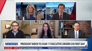 President Biden to Sign 17 Executive Orders on First Day