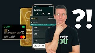 Gold as a GLOBAL Currency with Glint Pay   The End of Central Banks?