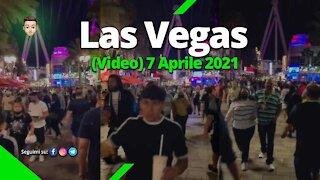 Las Vegas 7 Aprile 2021